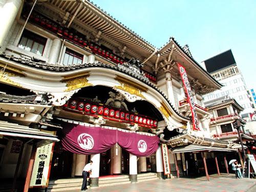 Photo Théâtre Kabuki-Za