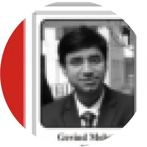 Govind Mohan (AIR 260, CSE-2012)