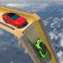 Ramp Car Stunts Free Mega Ramp icon