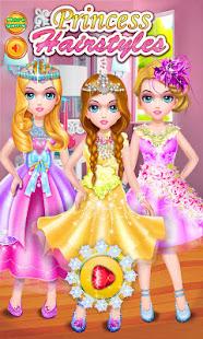 Princess Hairstyles 1