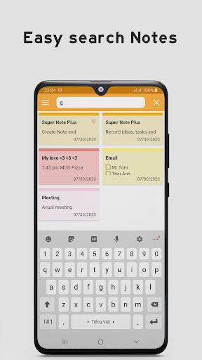 Super Notes Plus screenshot 4