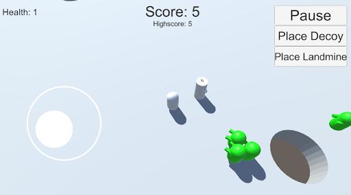 Télécharger Gratuit Stupid Zombies Survival apk mod screenshots 1