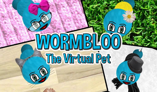Wormbloo - The Virtual Pet