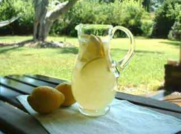 Real Lemonade Recipe