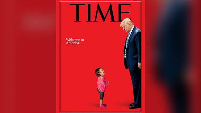 How activist media used a fake photo to push for open borders and how it was exposed