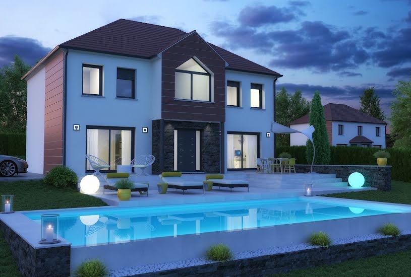 Vente Terrain + Maison - Terrain : 372m² - Maison : 130m² à Vaux-le-Pénil (77000)