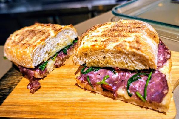 Self Serve義式三明治,台南中西區新美街赤崁樓台南美食。