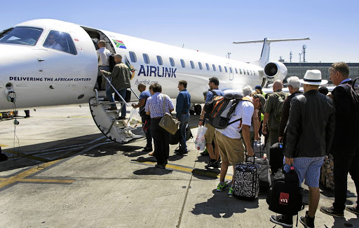Airlink's court application for R430m dismissed by Supreme Court of Appeal