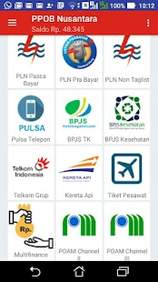 PPOB Nusantara- screenshot thumbnail