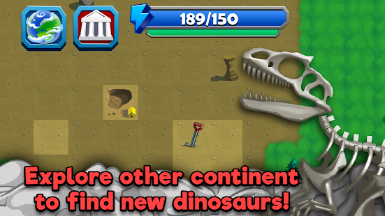 Dino Quest - Dinosaur Dig Game (Mod Money/Ads-Free)