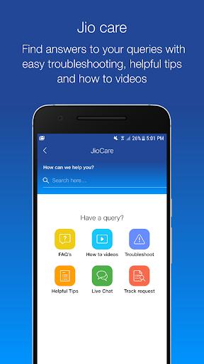 MyJio 5.0.10 screenshots 8