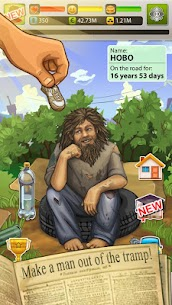Hobo World – life simulator Apk Download For Android and Iphone 2