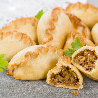 Ground Beef Meat Pockets Recipes.
