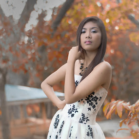 by Joseph Sy - People Portraits of Women