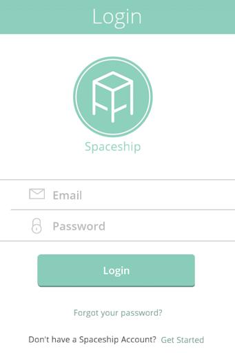 Spaceship App