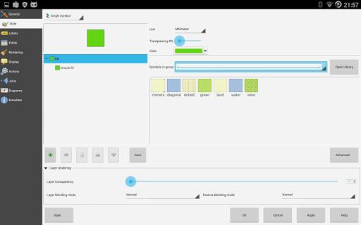 QGIS - Experimental  screenshots 3