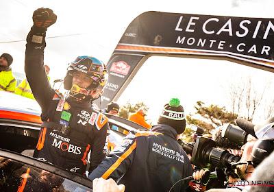 Neuville opent WRC-seizoen met zege in Monte Carlo