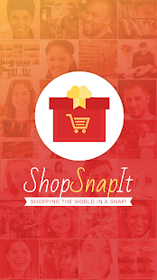 ShopSnapIt - Buy & Sell. Online Shopping App Screenshot