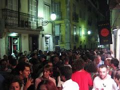 Visiter Les bars du Bairro Alto