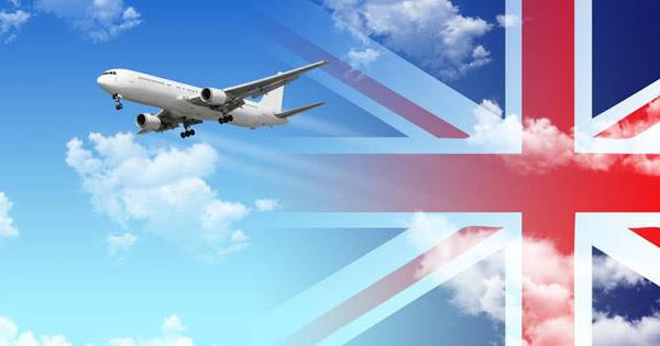 Доставка самолетом  из Англии