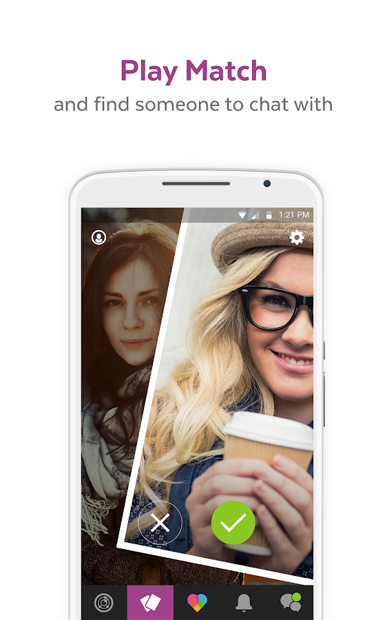 LOVOO - Chat and meet people- screenshot