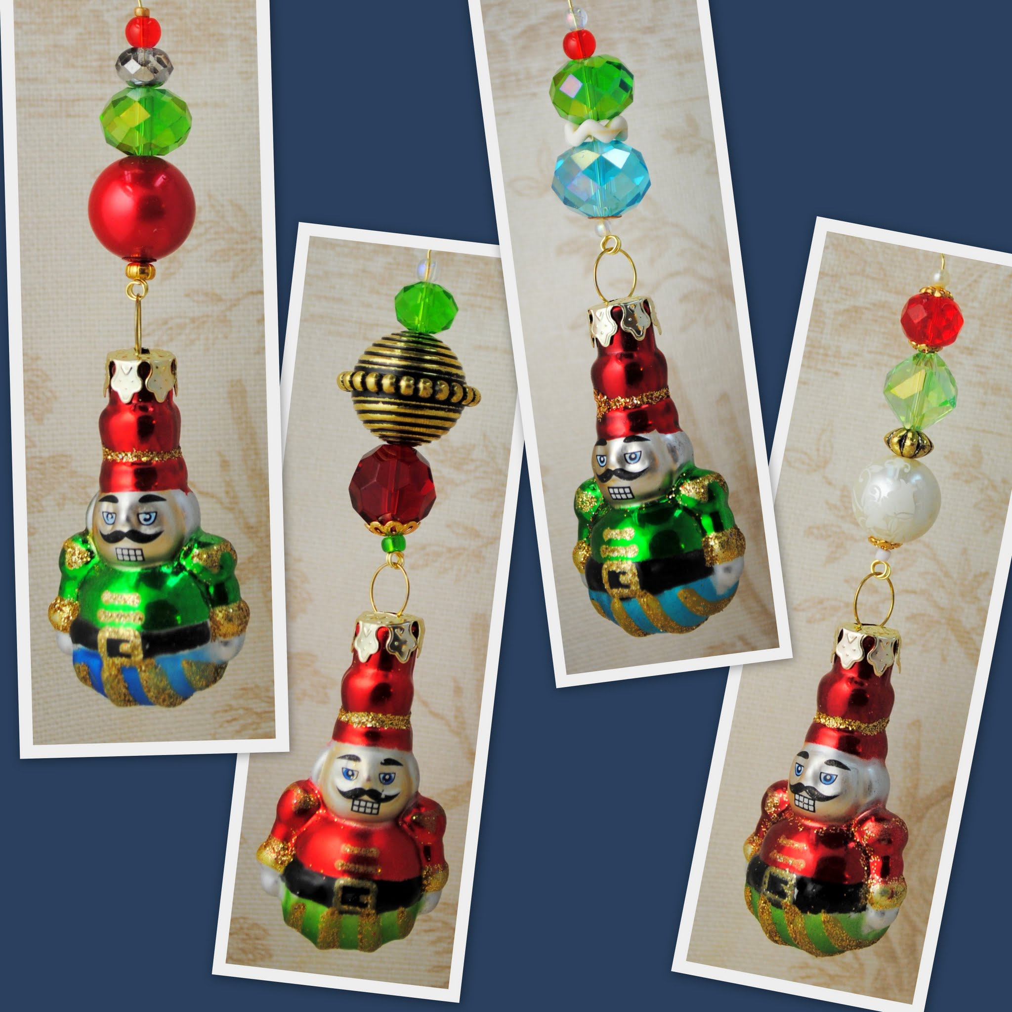 Yuletide Trimmings Christmas Ornaments
