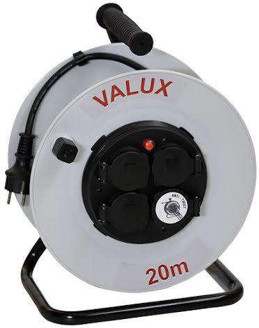 Kabelvinda Valux 3GX1,5