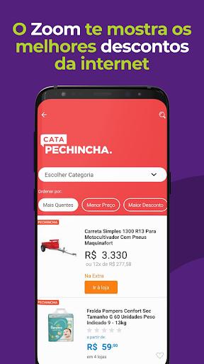 Zoom - Comparar Ofertas e Comprar em Lojas Online 4.16.5 Screenshots 3