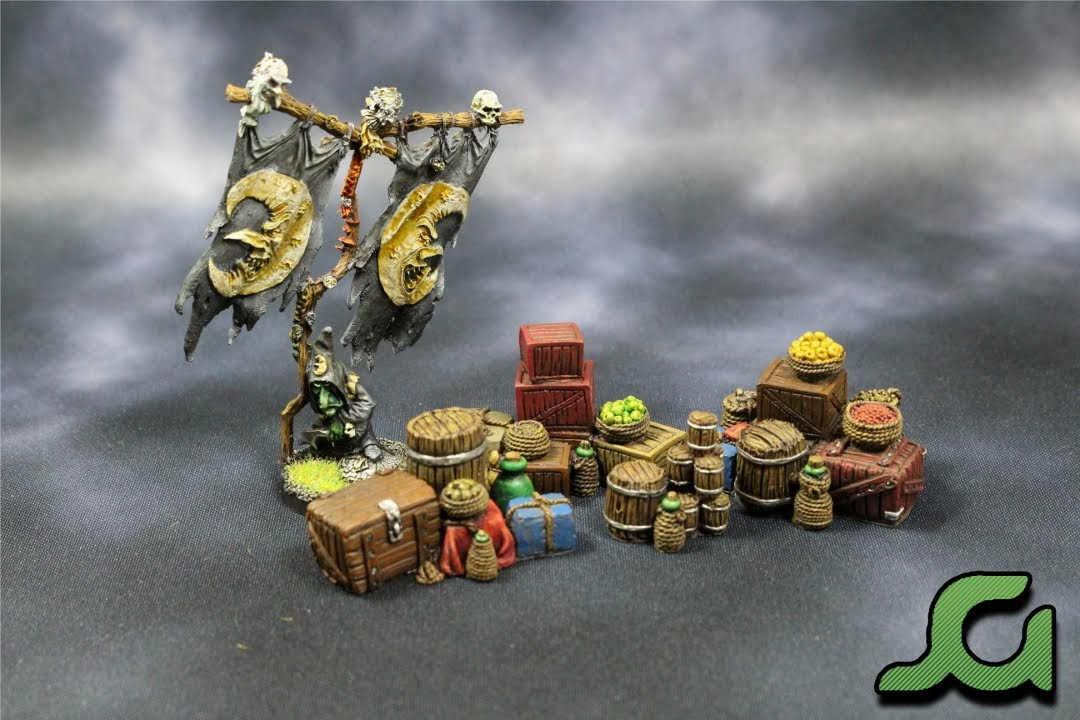 Goblin and Terrain