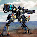 WWR: Game War Robots 5v5 PVP Best Robot Battle icon