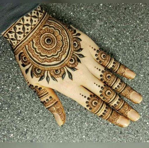 Mehndi Fingers Review : Download mehndi designs for pc