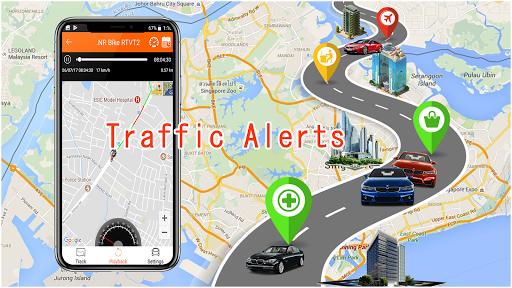 Maps, GPS, Navigation & Driving Route Directions screenshot 24
