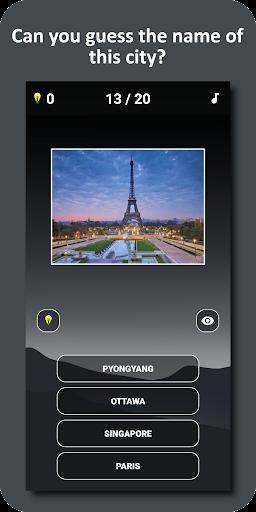 Capital Cities Quiz android2mod screenshots 2