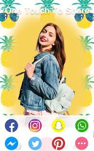 Sweet Selfie - selfie cam, beauty cam, photo edit Screenshot