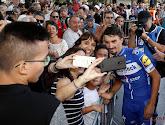 Julian Alaphilippe perd la tête du classement UCI, la Belgique à la fête