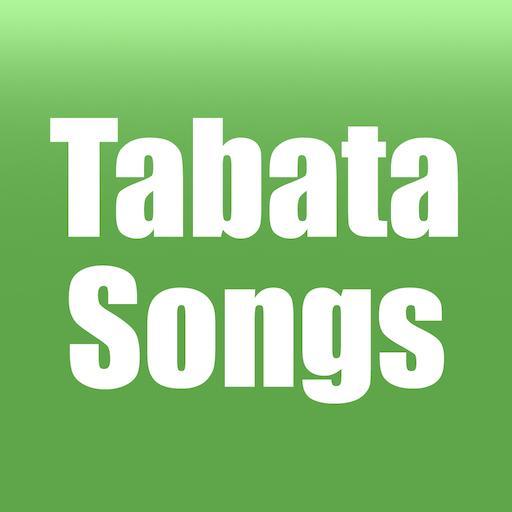 Tabata Songs App icon