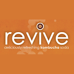 Logo for Revive Kombucha