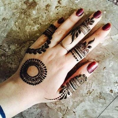 Finger Mehndi Designs 2018 1.0 screenshots 2