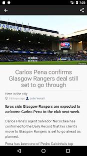 Football News Scotland - náhled