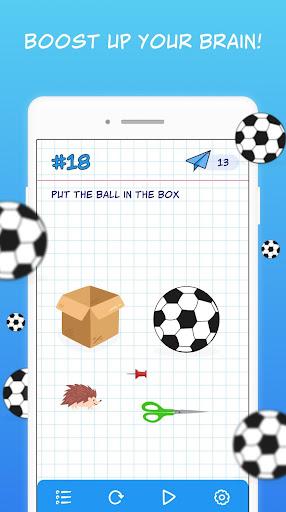 Mozzgi - Logic IQ games filehippodl screenshot 3