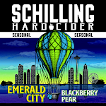 Schilling Cider Emerald City (Blackberry Pear)