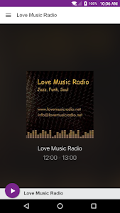 Love Music Radio screenshot 0