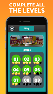 Bubble Quiz – تخمين الأيقونة ، لعبة ذكية التوافه 6
