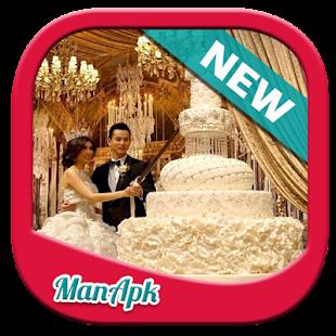 svatební dort dekorace - náhled