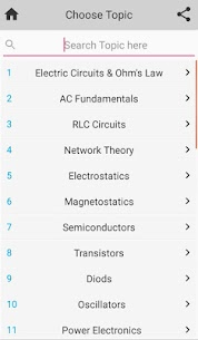 Handa Electrical Engineering MCQs App Download For Android 2