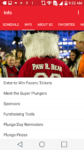 Indiana Polar Plunge- screenshot thumbnail