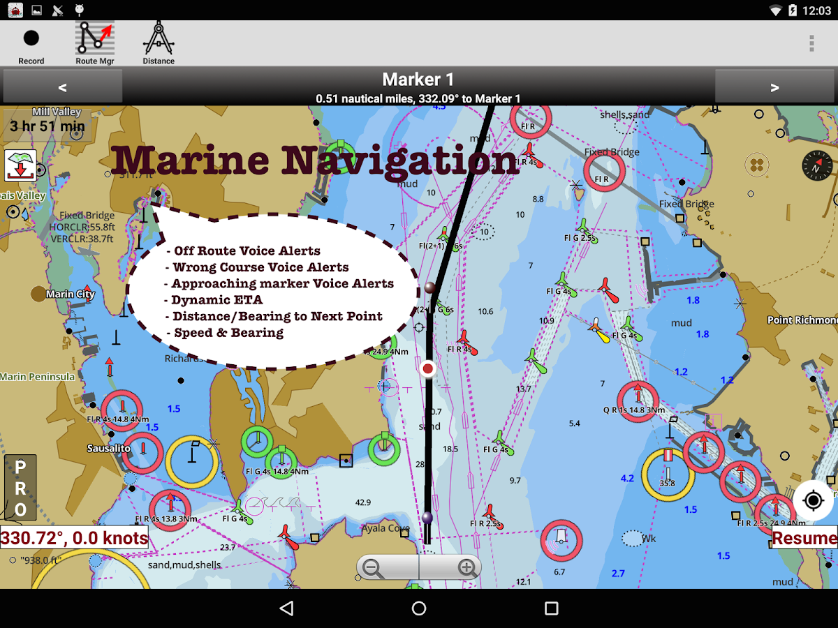 Norway Marine Navigation Charts Fishing Maps Android Apps On - Norway to usa map