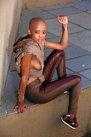 Duma Ntando has been busy during her time away from TV, but she is now back on familiar ground.  / Lee Photography