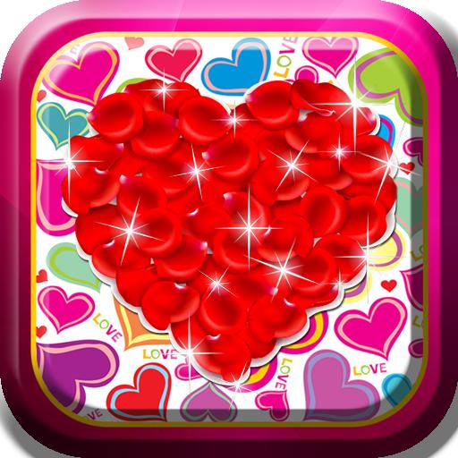 かわいいハートライブ壁紙 個人化 App LOGO-APP開箱王