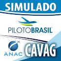 Simulado CAVAG icon